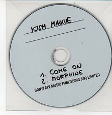 (DD713) Kish Mauve, Come On / Morphine - DJ CD