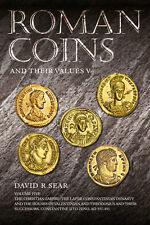Roman Coins and their Values 5 (Vol V) **NEW JAN 2015** **Free UK P&P**