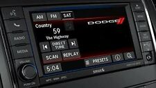 Jeep Dodge Chrysler MyGig Radio CD DVD Low RBZ PATRIOT CHALLENGER 200 CHARGER