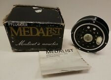 Pflueger MEDALIST #1495-1/2 Salmon Fly Fishing Reel in Excellent(+) Condition