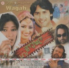 WAGAH PUNJABI CINEMASCOPE - BRAND NEW PUNJABI BHANGRA MUSIC CD - FREE UK POST