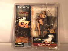 Spawn McFarlane Monsters Series Two Twisted Land of Oz Dorothy