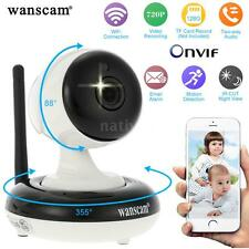 Wanscam HD 720P IP Camera Pan Tilt WIFI Indoor Security Camera P2P Cloud EU C6Q3