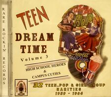 TEEN DREAM TIME 'HS Heros & Campus Cuties' - Volume #3