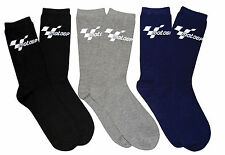 Moto GP Socks - 3 Pair Pack - Everyday Wear - Official Merchandise - Ideal Gift