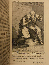 1722 Desert Fathers Monks Saints Hermits Asceticism ILLUSTRATED 100+Portraits