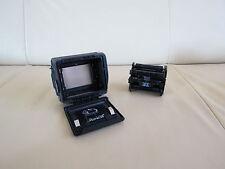 Contax 645 MFB-1 Roll Film Back Holder & MFB-1B 220 Film Insert