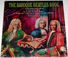 The Baroque Beatles Book LP record in shrinkwrap with insert ~ 14 songs ~