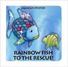 Rainbow Fish to the Rescue! by Marcus Pfister (1999, Board Book)