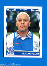 FOOTBALL 99 BELGIO Panini-Figurina -Sticker n. 152 - BARKA - GENT -New