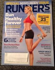 """""""RUNNER'S WORLD"""" Magazine - March 2012 Monthly issue English Health & Fitness"""
