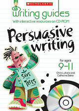 Persuasive Writing for Ages 9-11 (Writing Guides), Baker, Catherine, New Book