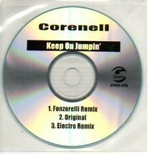 (141L) Corenell, Keep On Jumpin - DJ CD