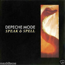 CD - Depeche Mode - Speak & Spell  (SYNTH-POP) SEALED