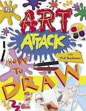Art Attack How to Draw, Dk