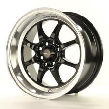 Cerchi Jantes Wheels Felgen Japan Racing TF2 7,5x15 ET 30 4X100 / 114,3 Black