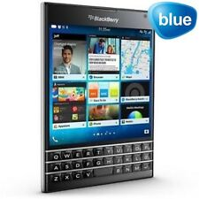 Blackberry Passport SQW100 - Piano Black ...TOP...
