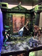 Diorama Decoration Scene Myth Cloth Saint Seiya Shura Capricorn