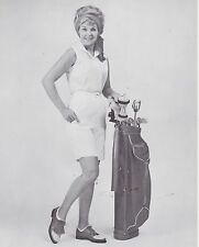 1970s AD SHEET #2805 - HARBURT ETONIC WOMENS GOLF CLOTHING - ARNEL SHORTS