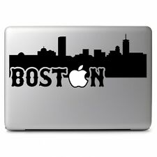 "City of Boston for Apple Macbook Air Pro 13"" 15"" Laptop Vinyl Decal Sticker"