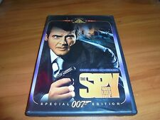 The Spy Who Loved Me (DVD, Special Edition) Roger Moore Used James Bond 007
