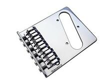 Babicz Full Contact Hardware FCHZTLSCH Telecaster/Tele Guitar Bridge - CHROME