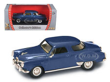 1950 STUDEBAKER CHAMPION BLUE 1/43 DIECAST CAR MODEL BY ROAD SIGNATURE 94249