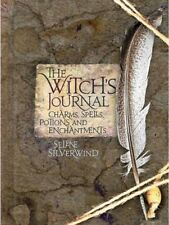 NEW The Witch's Journal: Charms, Spells, Potions and... BOOK (Hardback)