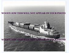 La70 - Singapore Container Ship - Trans America , built 1969 - photo 10 x 8