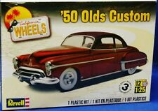 Revell Monogram 1950 Oldsmobile Club Coupe Custom Model Kit 1/25