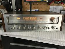Vintage Pioneer Stereo AM/FM Tuner Receiver Model SX-650 - Tested/Working