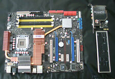 ASUS P5E (X38 CHIPSET)  SOCKET 775 MOTHERBOARD