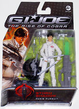 G.I.JOE 2009 RISE OF COBRA STORM SHADOW PARIS PURSUIT MOC NEU & OVP GI JOE