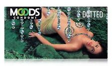 MOODS DOTTED CONDOM (20 PCS)