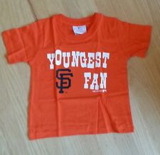 Last one...San Francisco Giants Toddler Tee (size 3T) NWT