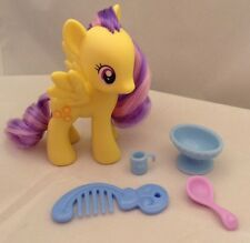 "My Little Pony Friendship Is Magic ""Sunny Rays"" With 1 Mug Bowl Ladle And Comb"