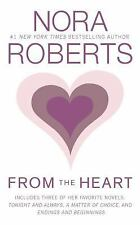 VG, From the Heart, Nora Roberts, 0515149187, Book