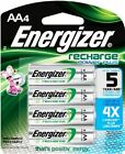 4 x Energizer NH15-2300 AA 2300 mAh Rechargeable Batteries