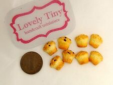 20 Pcs.of Dollhouse Miniature  Cupcake Muffin for Kawaii Charms, Free shipping!