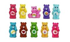 Care Bears Carebears Playset 10 Figure Cake Topper * USA SELLER* Toy Doll Set