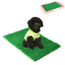New Dog Training Indoor Potty Synthetic Grass Pee Pad For Pet Cat Puppy Restroom