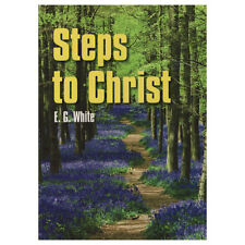 Steps to Christ Color by Ellen G. White