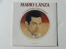 Mario Lanza A Legendary Performer RCA Red Seal CRL1-1750 (e) 1976 Sealed LP
