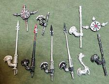 Warhammer Fantasy Chaos Knight Bits - Metal