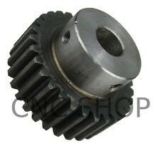 MOD 1.5 - 30T SPUR GEAR - 6.35mm BORE with SET SCREW RACK AND PINION CNC MACHINE