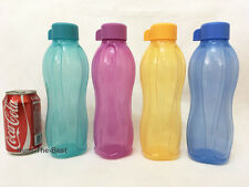 New Tupperware H2O On The Go Eco Bottle Water Drink Sport 750ml (4)