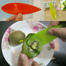 Hot Fruit Kiwi Melon Ice Cream Scoop Spoon Carving Knife Kitchen Gadgets QS LQ