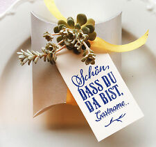 ♥ DIY Hochzeitstempel Hochzeit Stempel für Platzkarten o. Gastgeschenke ♥