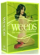 *NEW* Weeds: Complete Series Seasons 1 2 3 4 5 6 7 8 Blu Ray Boxed Set