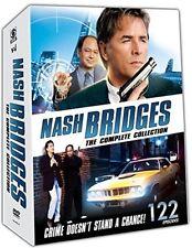 Nash Bridges: Complete Collection - 22 DISC SET (2016, DVD NEW)